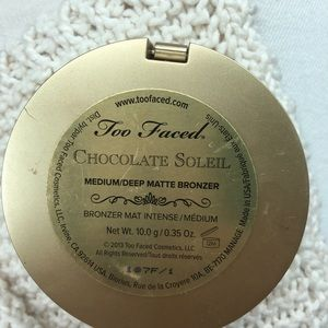 Too Faced Makeup - Brand new Too Faced Chocolate Soleil